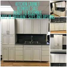 kitchen cabinet liquidation