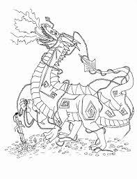 3d Kleurplaat Fantastisch Bejewled Dragon Dragon Fantasy Myth