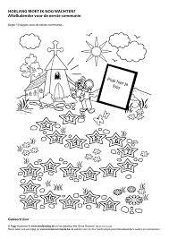 Kleurplaten Eerste Communie