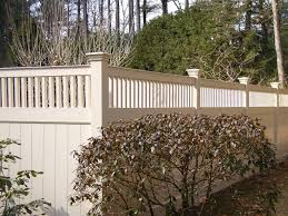 Decorative Fence Toppers Decorative Vinyl Privacy Fence Bilcotranscom Various