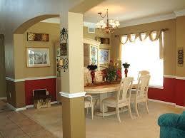 Two Tone Living Room Paint Two Tone Painting Janefargo