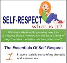 self respect what is it infographic bullying epidemic