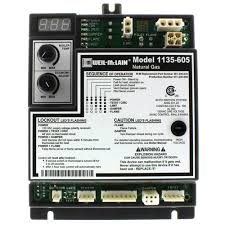 381 330 010 weil mclain 381 330 010 natural gas control module natural gas control module for series 2 cga boilers product image