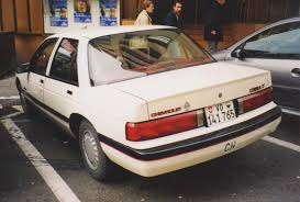 All Chevy chevy corsica : 1987-1989 Chevrolet Corsica LT,Vevey, Switzerland | SPOT A CAR