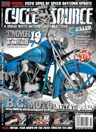 Cycle Source Magazine - March 2020 by Cycle Source Magazine - issuu