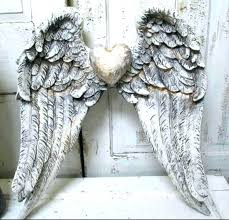 angel wall decoration large angel wings wall decor find and save ideas about gold angel wall