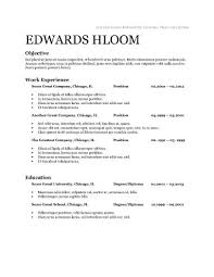 able resume templates in microsoft word more inspiration and samples 26 ats optimized resumes