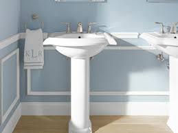 bathroom kohler bathroom sinks 14 pedestal sink top kohler small pedestal sink kohler pedestal sink