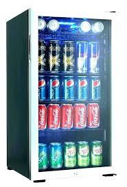 beverage cooler mini fridge glass door modern marvelous in haier mini fridge glass door designs haier