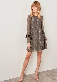 Frill Detail Dress