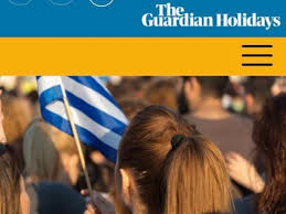 Guardian apologises for advertising £2,500 'crisis tourism' holiday to  Greece accompanied by journalist - Press Gazette