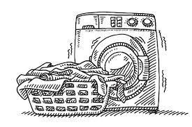 laundry clipart black and white. Modren White Laundry Laundry Basket Clipart Black And White To Clipart Black And White 0