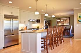 ... Remarkable White Square And Minimalist Affordable Kitchen Design With Practical  Kitchen Solutions For Small Kitchens Also ...