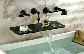 wall mounted bath faucets taps with hand shower lovely bathroom mount bathtub waterfall faucet sh