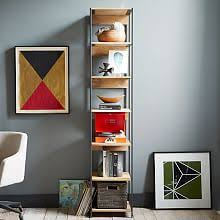 home office storage. Home Office Bookcases. Industrial Modular 17\ Storage
