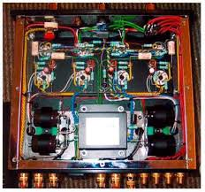 nelson audio image 66i integrated tube amp english quality parts and tidy wiring
