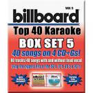 Billboard 1960's: Top 40 Karaoke Box Set
