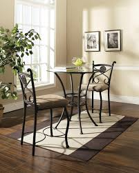 5pc rectangularchen dinette table set chairs oak inside small sets for ideas magnificent tables kitchen furniture