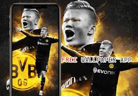 Football posters for real football fans. Updated Erling Braut Haaland Wallpaper Hd Pc Android App Mod Download 2021