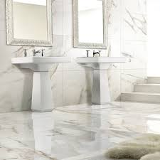 ferrara marble effect porcelain tiles