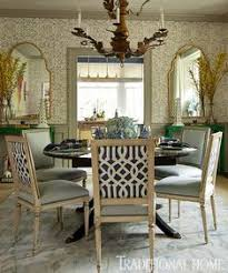great gatherings showhouse dinner with international flair elegant dining room dining room designwingback chairchair