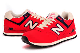 new balance shoes red. sale new balance 574 beautiful red rose color men 126 shoes