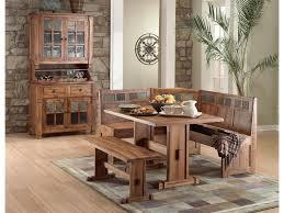 Sunny Designs Nook Sunny Designs Dining Room Sedona Breakfast Nook Set With