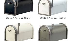 Residential mailboxes side view Combo Gplus Cover Locking Mailboxes Residential Side View Mzchampagneinfo Mailboxes Residential Mailboxes Side View Locking Residential