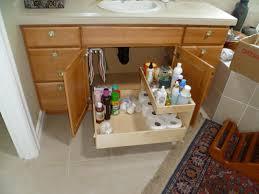 Under Cabinet Shelving Kitchen Kitchen Sink Organizer Shelf Buslineus
