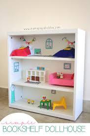 ikea miniature furniture. Wonderful Miniature Simple Bookshelf Dollhouse  Mama Papa Bubba Intended Ikea Miniature Furniture
