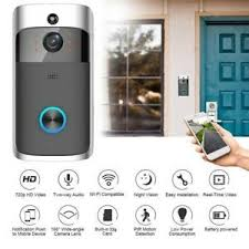 Video Doorbell - Home Security Device #videodoorbell ...