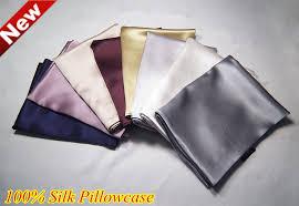 Black Satin Pillowcase Amazing Online Shop Black Satin Pillow CasesCover Bedding Double Face