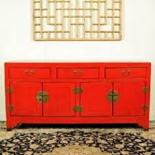 red lacquered furniture. antique asian chinese furniture 68 red lacquered l