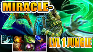 miracle dota 2 necrophos level 1 jungle 8000 mmr ranked match