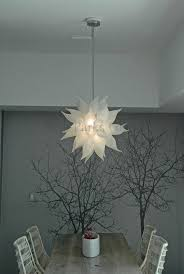 amazing home best choice of blown glass chandelier at pottery barn blown glass chandelier
