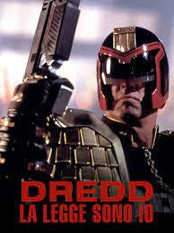 Prime Video: Dredd - La legge sono io