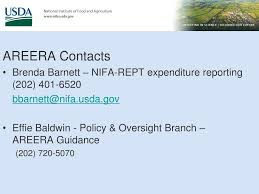 PPT - Agricultural Research, Extension and Education Reform Act PowerPoint  Presentation - ID:3236374