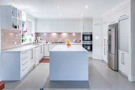 Kitchen Fine Kitchen Desins Regarding Design Victoria Custom