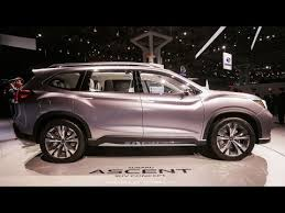 2018 subaru ascent colors. brilliant subaru 2018 subaru ascent concept  interior in subaru ascent colors k