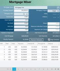 6 Windows 10 Mortgage Calculator Apps With Amortization