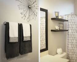 Valuable Design Bathroom Towel Ideas  Different Ways To Hang - Bathroom towel design