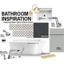 bathroom featuring maax brizo