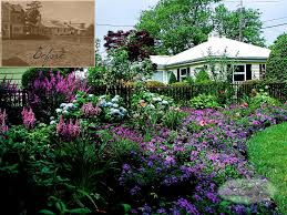 Garden Design Cottage Style Nj Cottage Garden Design This Front Yard Cottage Style Per