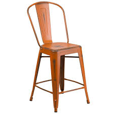 burnt orange bar stools. modren bar large size of bar stoolsmodern orange stools metal  fabric inside burnt a