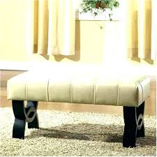 marvelous colored leather ottoman multi ottomans cream chair and ma