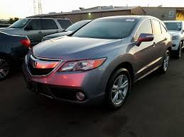 2013 Used Acura RDX AWD 4DR V6 Automatic Technology Package w/NAV ...