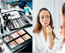 sydne style wears mary kay makeup at new