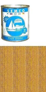 Semco Teak Sealer Color Chart Semco Teak Sealer Blueskyinternational Com Co