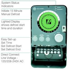 swh supply company commercial defrost controls paragon commercial defrost controls 9000 series