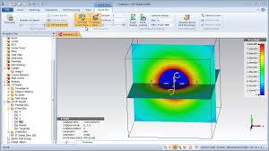 Cst Microwave Studio Tutorial Antenna Design Pdf Cst Em Studio Tutorial Part 01